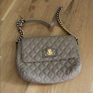 Marc Jacobs Quilted Leather Shoulder Bag